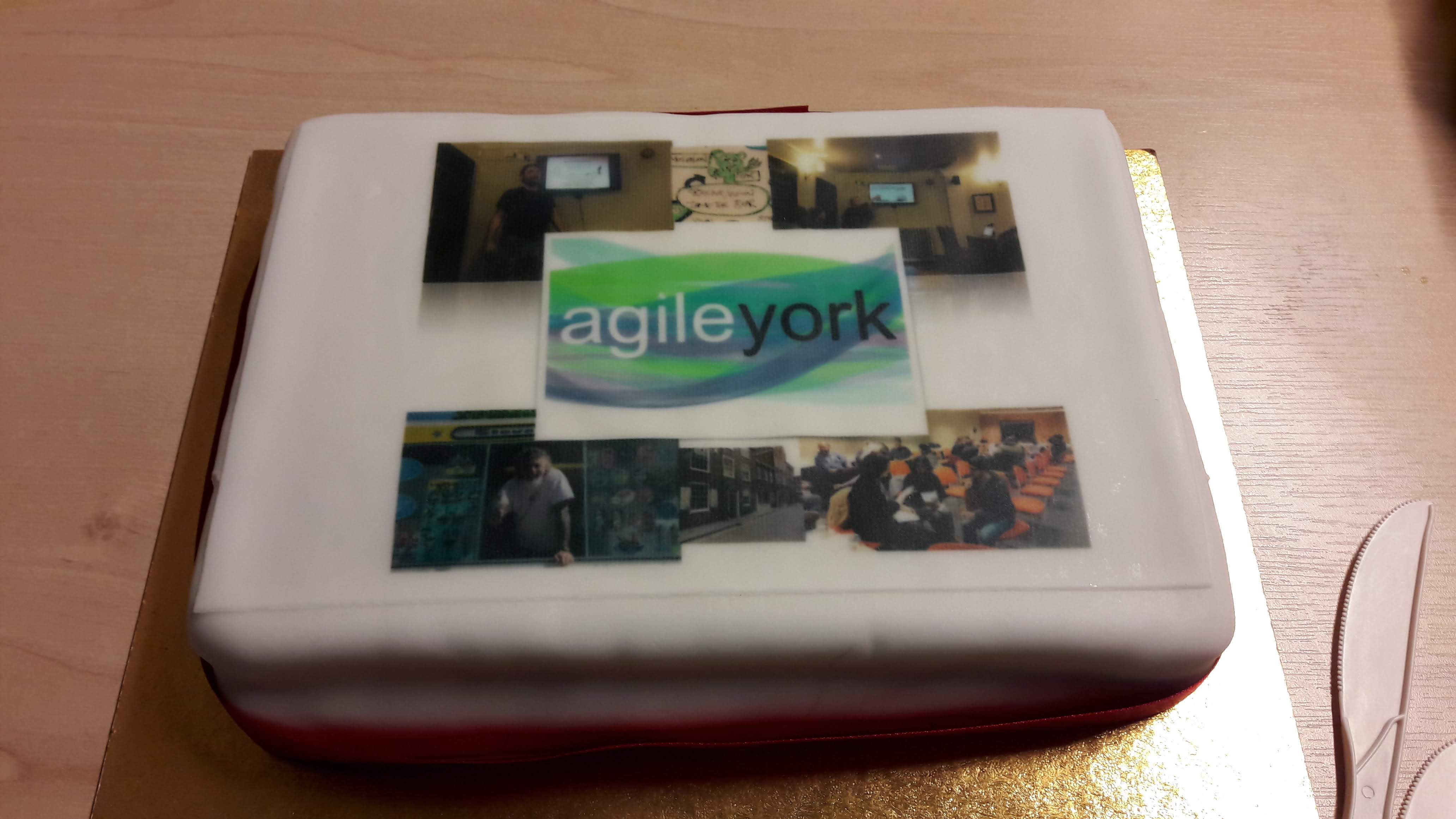Agile York is 1 year old!